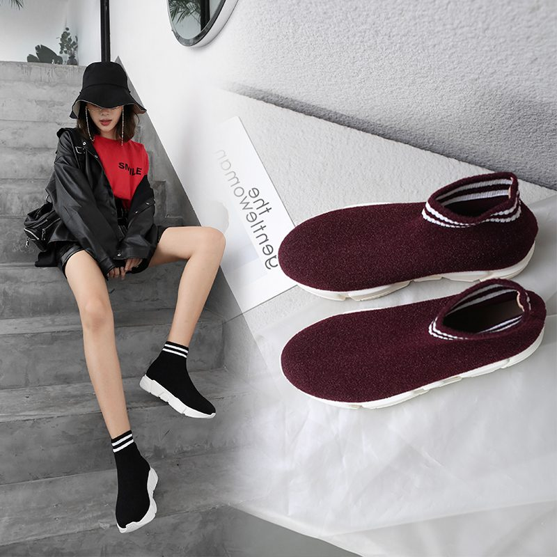 Chiko Chanse Sock Sneaker Ankle Boots
