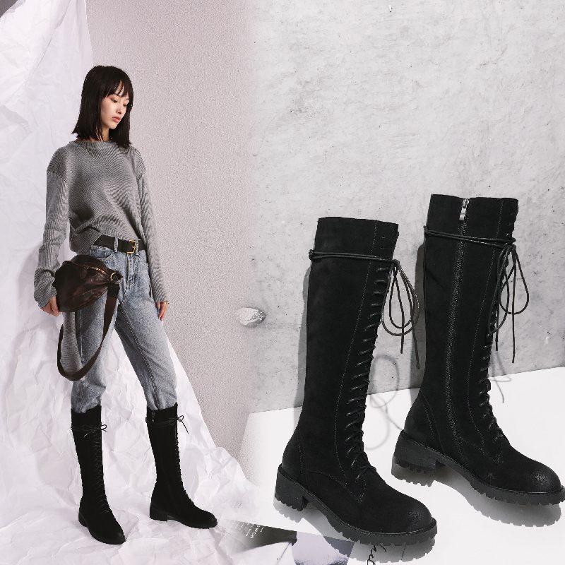 Chiko Charleen Knee High Boots