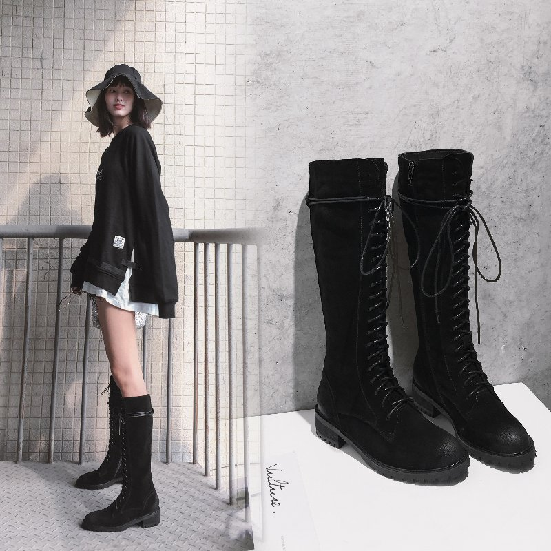 CHARLEEN KNEE HIGH BOOTS