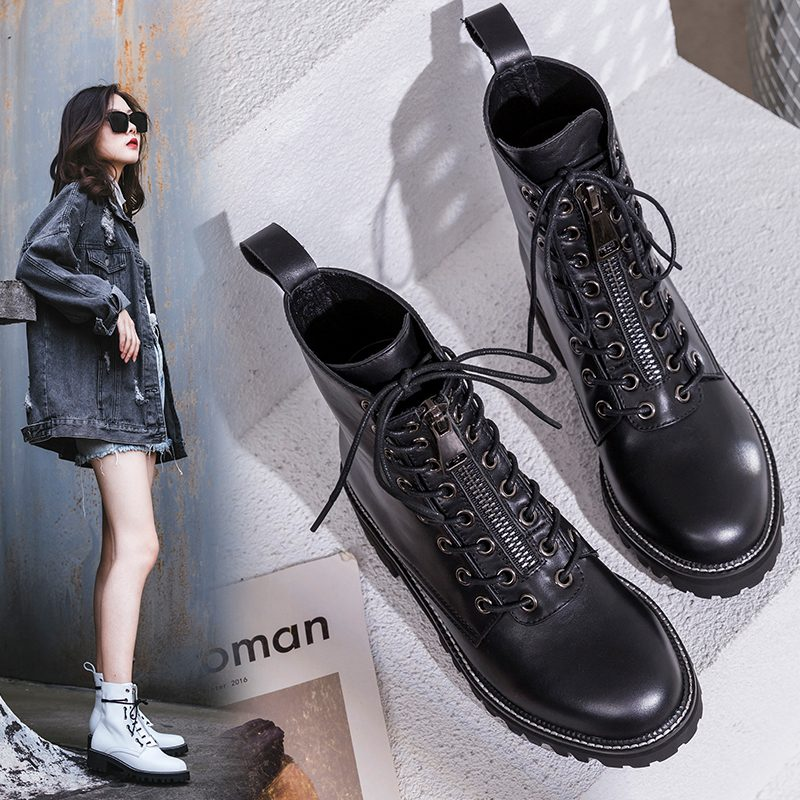 Chiko Chatham Combat Ankle Boots