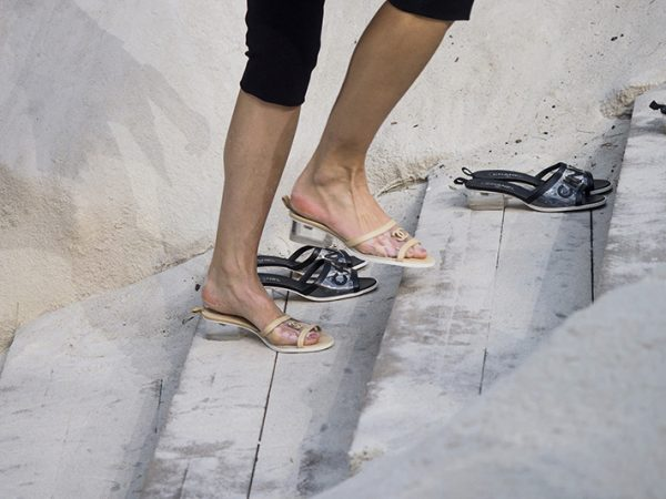 Chanel shoes spring 2019