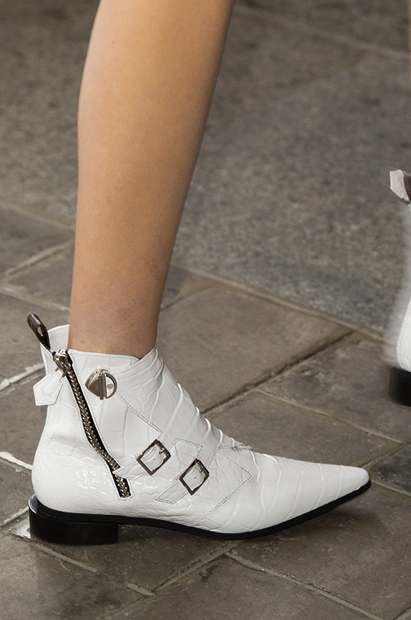 25c58892d11 ... Louis Vuitton shoes spring 2019  Photo Source  Armando  Grillo IMAXTREE.COM
