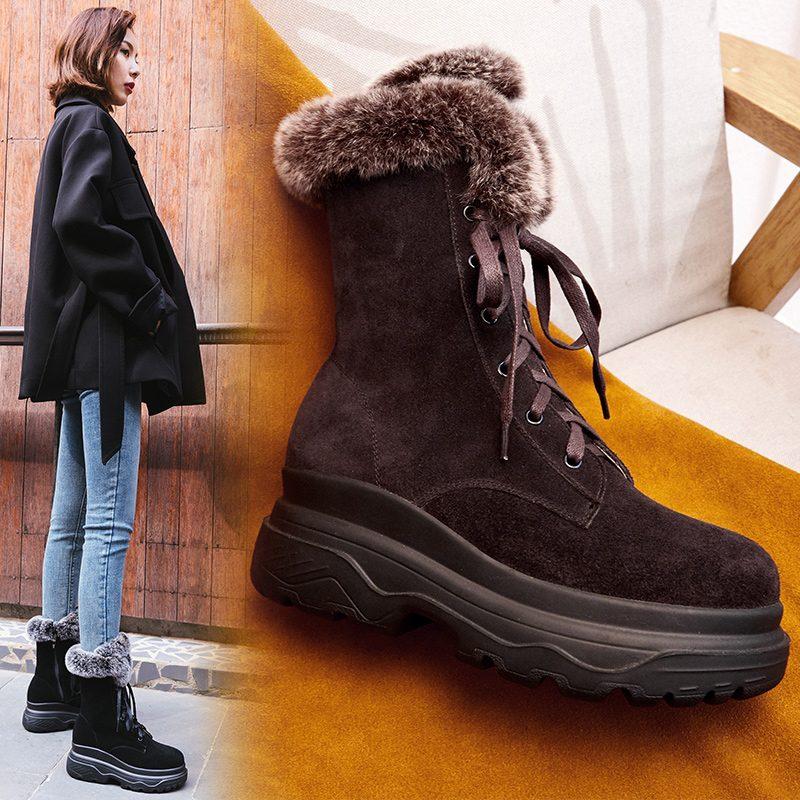 Chiko Dickson Combat Boots