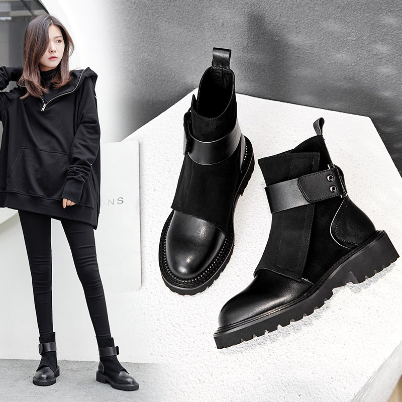 EARL WRAP UP ANKLE BOOTS