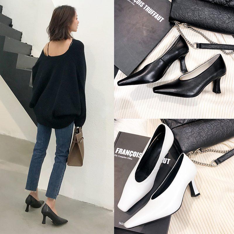 Chiko Edmund Kitten Heel Glove Shoes
