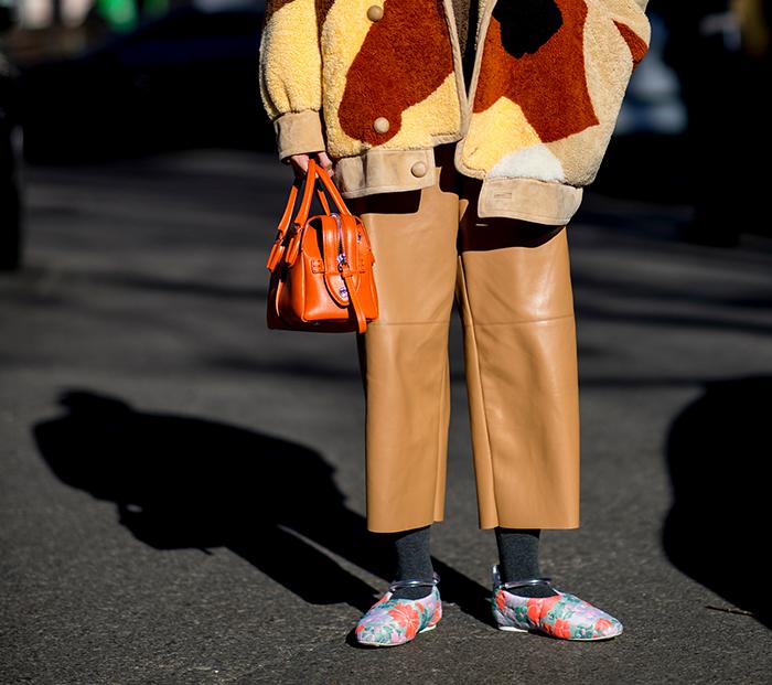 Milan street style men fall 2019