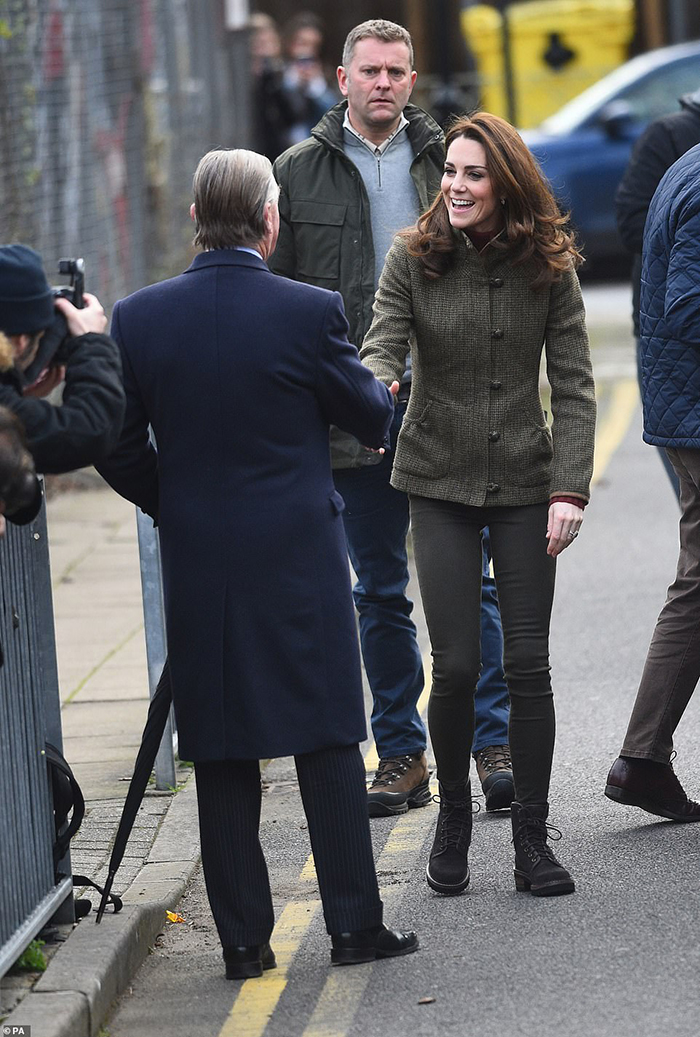 Kate Middleton Combat Boots Style Is Effortless Cool
