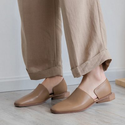 Chiko Ellice Cut Out Loafers