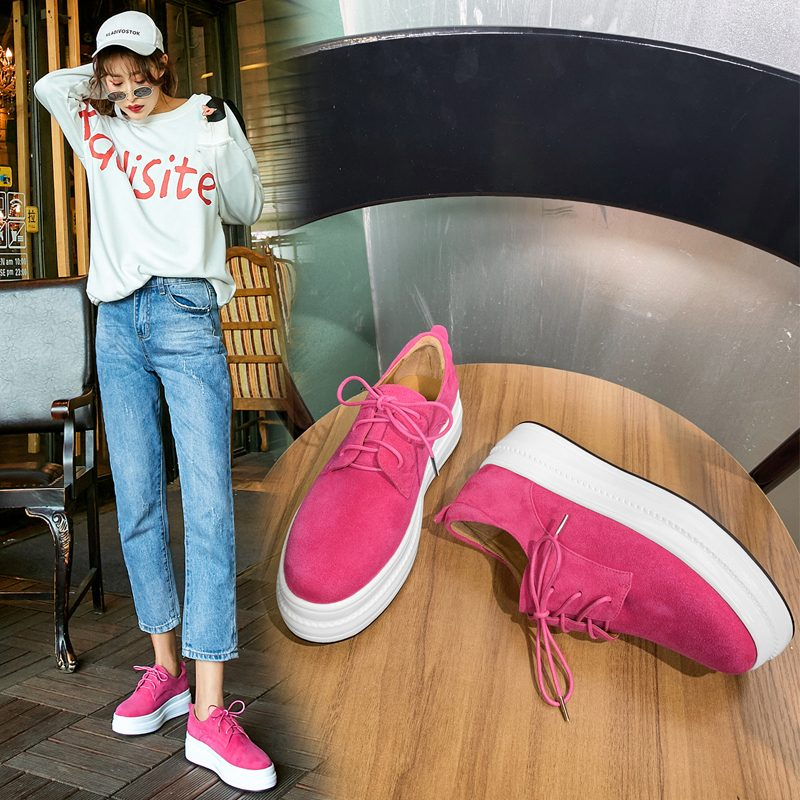 Chiko Evelin Pop Color Oxfords