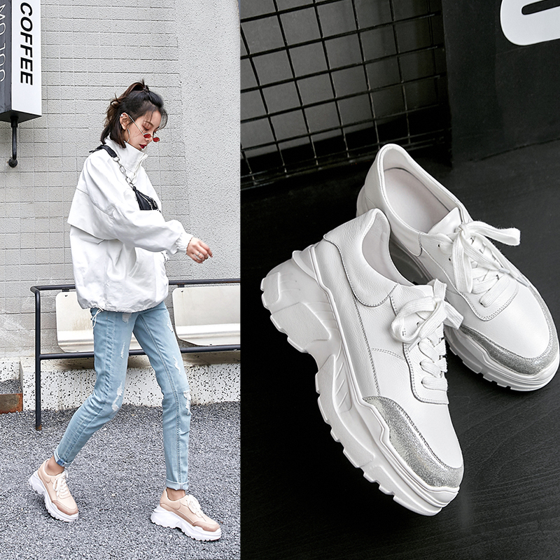 ELLISA PLATFORM DAD SNEAKERS