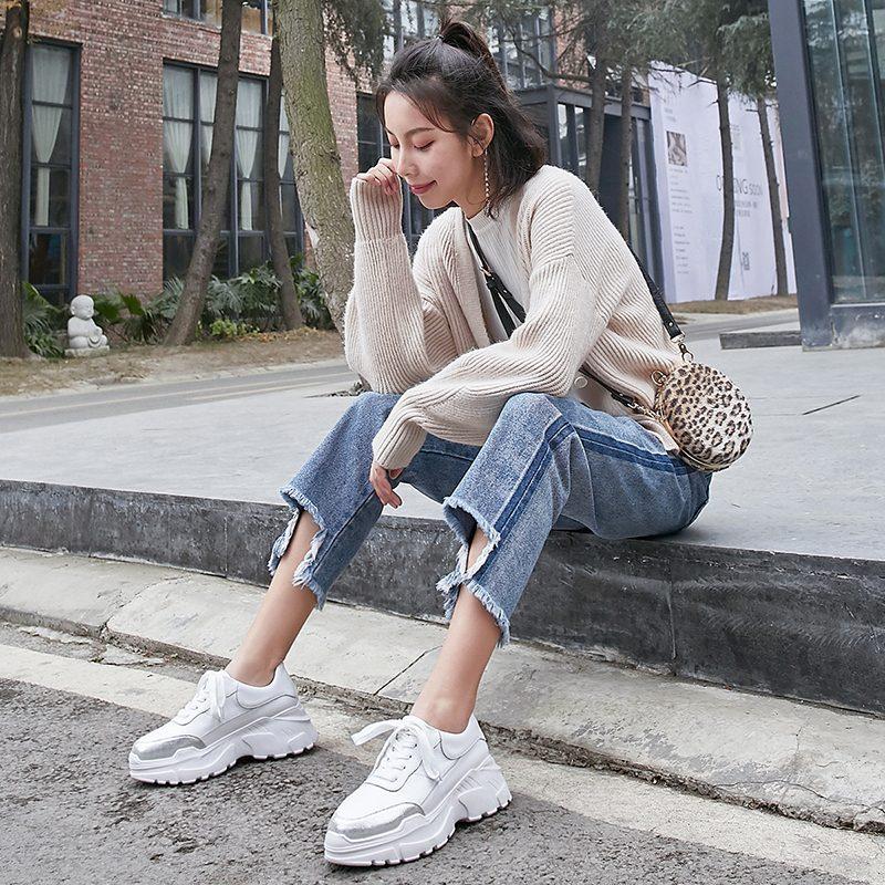 Chiko Ellisa Platform Dad Sneakers