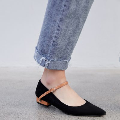 Chiko Elvie Mary Jane Pumps