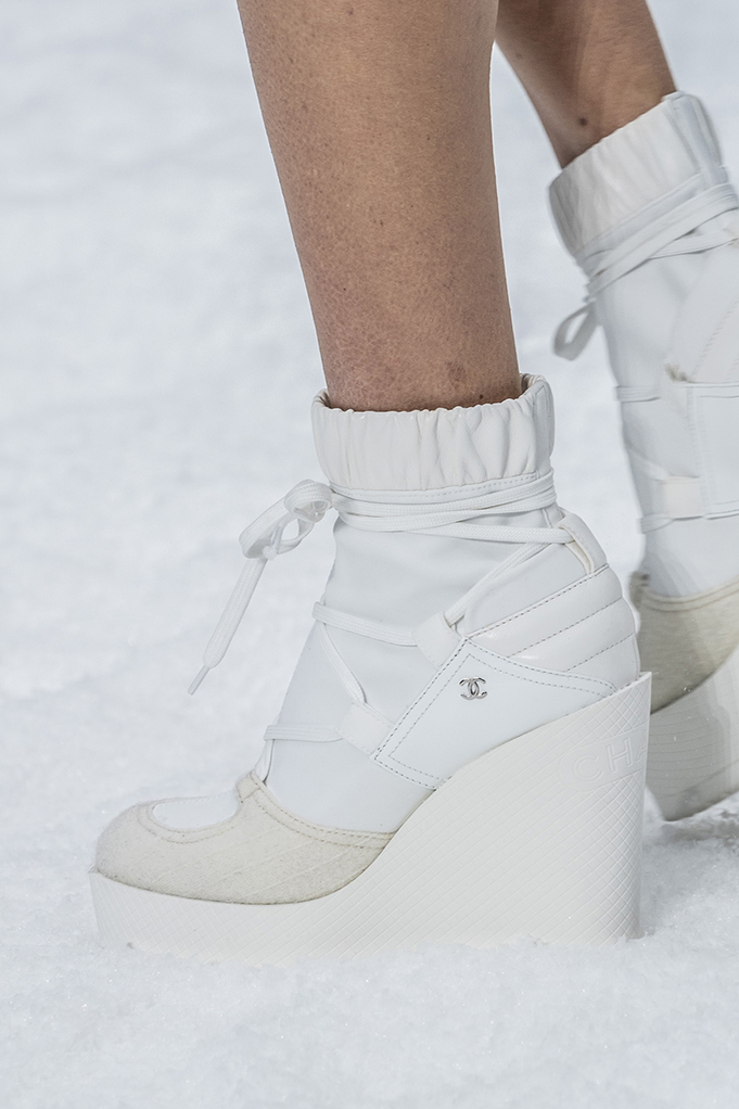 Chanel shoes fall 2019