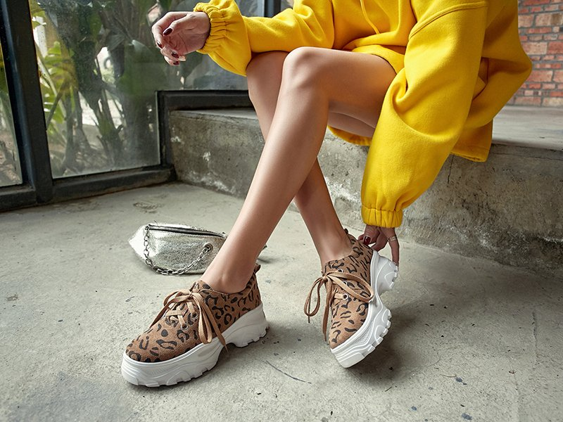 animal-print-chunky-dad-sneakers-trend