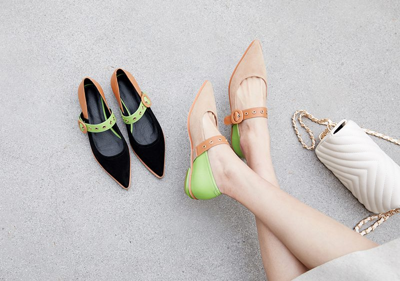 best shoe trend spring