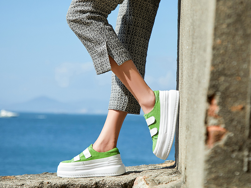fashion sneaker trends