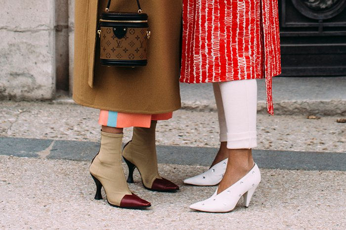 Best shoes Paris fall 2019