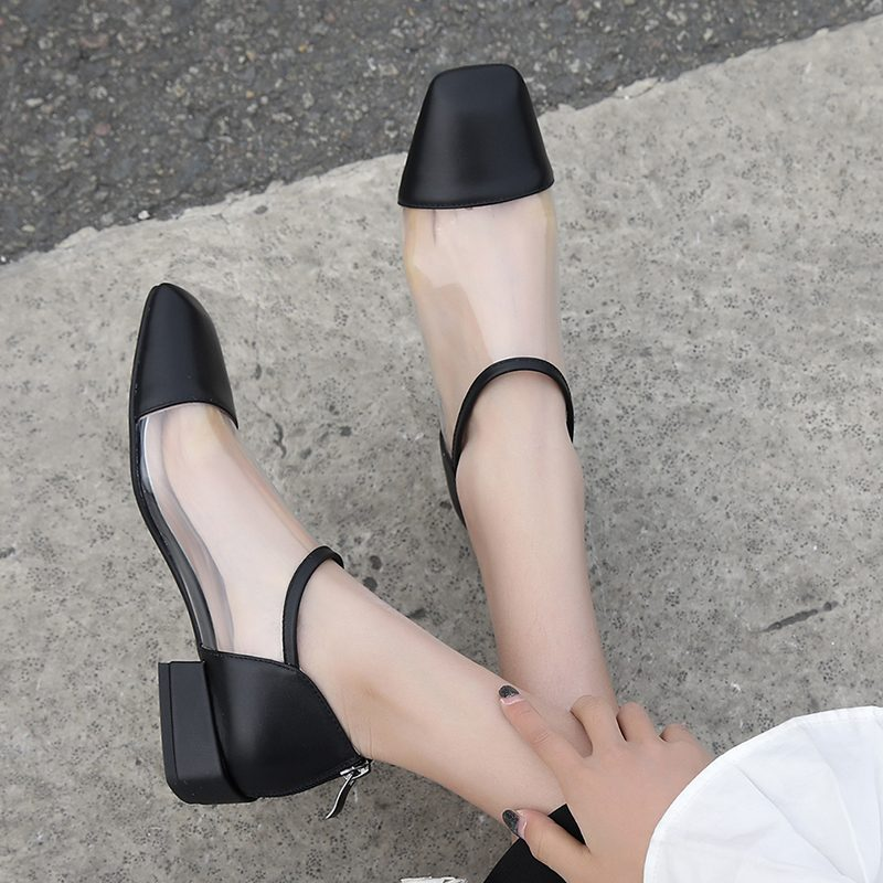 Chiko Fleming PVC Ankle Boots