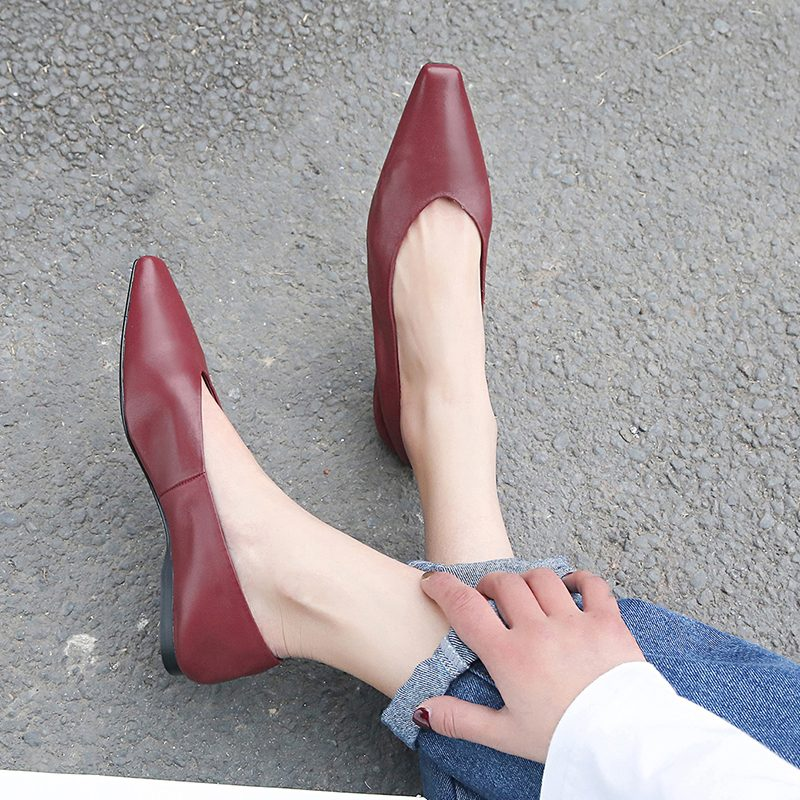 Chiko Fordee Glove Shoe Flats