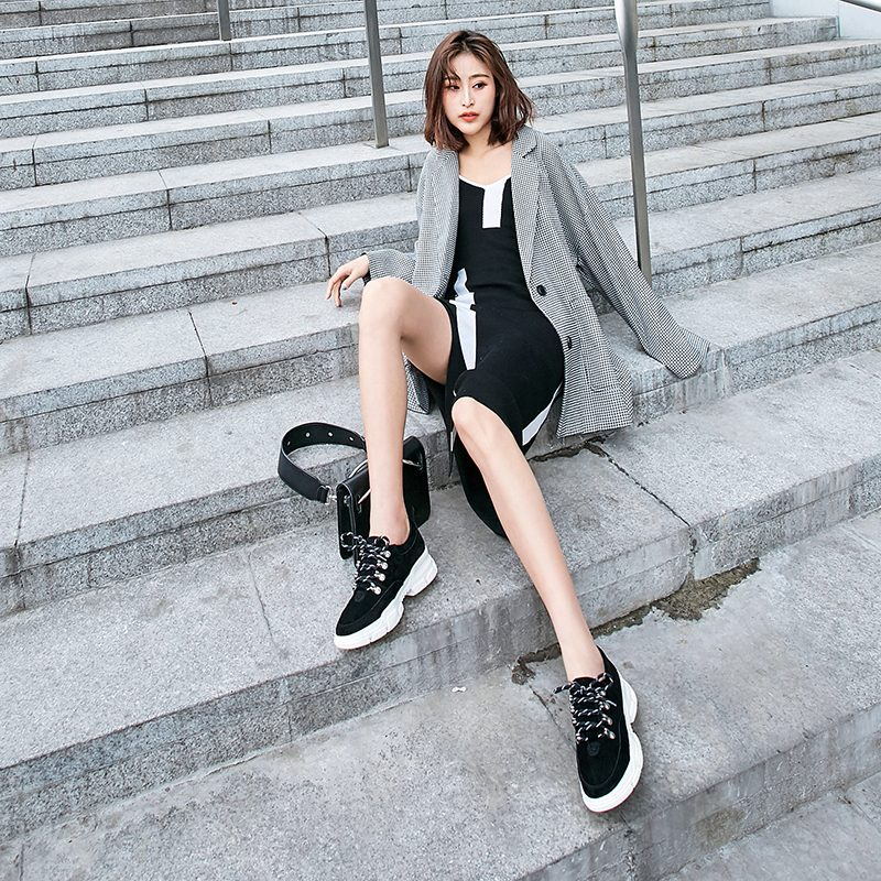 Chiko Felicity Flatform Chunky Dad Sneakers