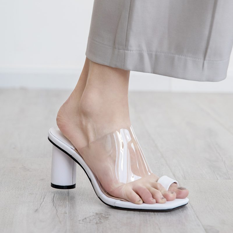 Chiko Fitch Toe Loop PVC Sandal Slides