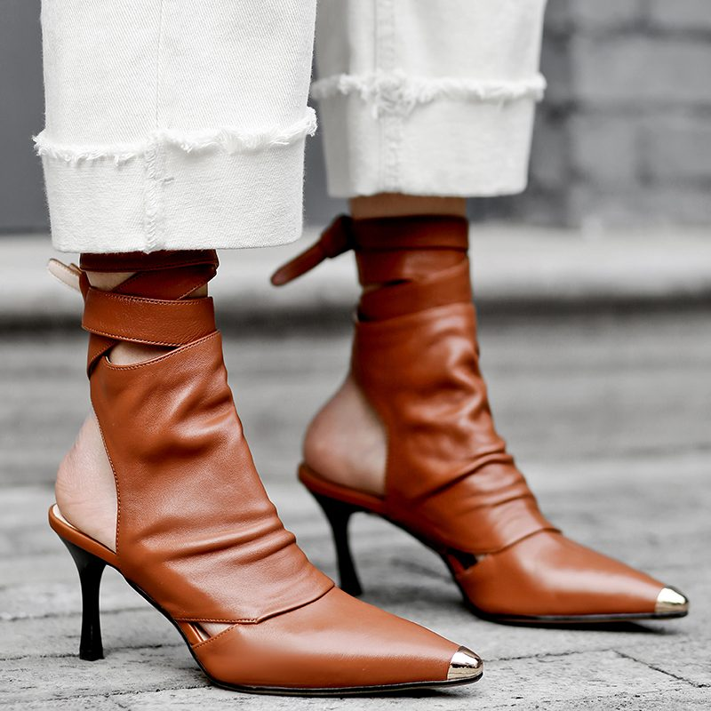 Chiko Gypsy Pointed Toe Stiletto Boots