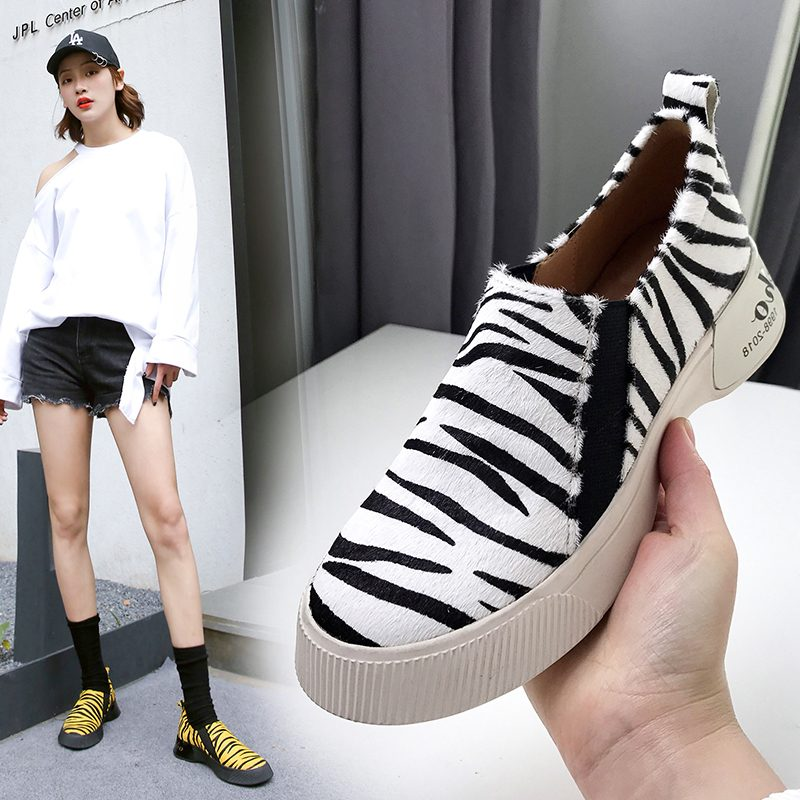 Chiko Happy Round Toe Flatforms Sneakers