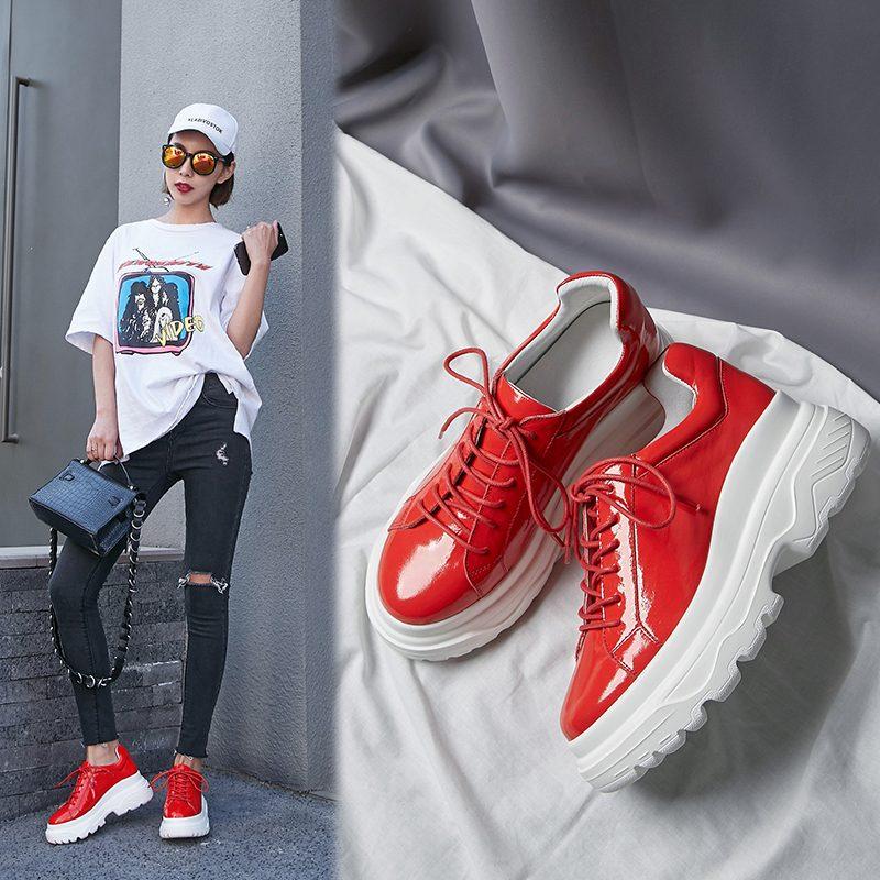 Chiko Frankie Chunky Dad Sneakers