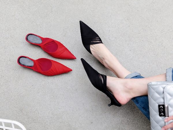 mules shoes trend