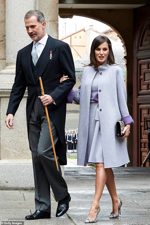 spain-queen-letizia-snakeskin-print-shoes