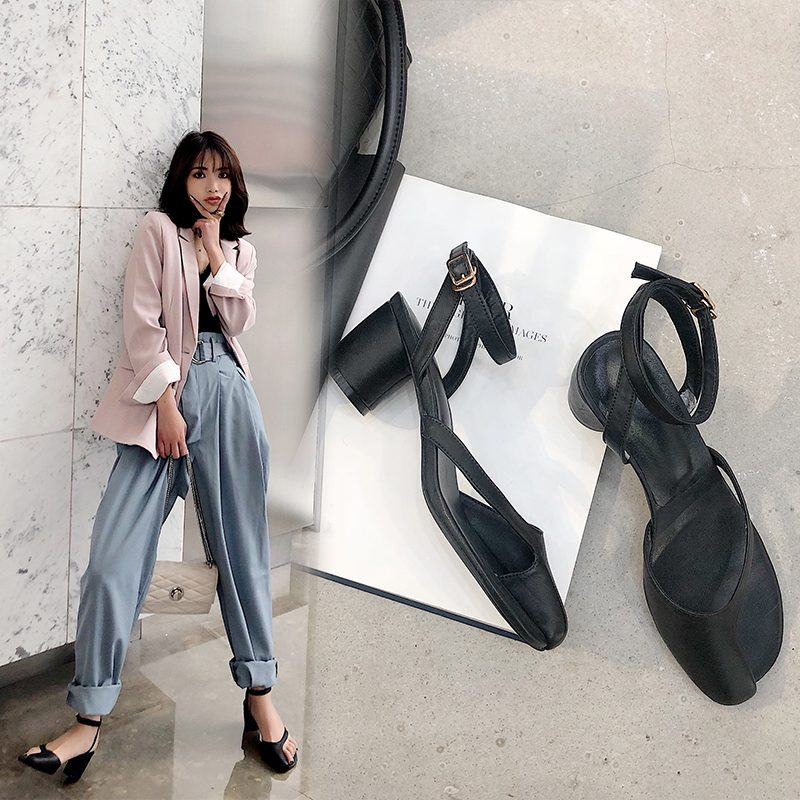Chiko Kathi Open Toe Block Heels Sandals