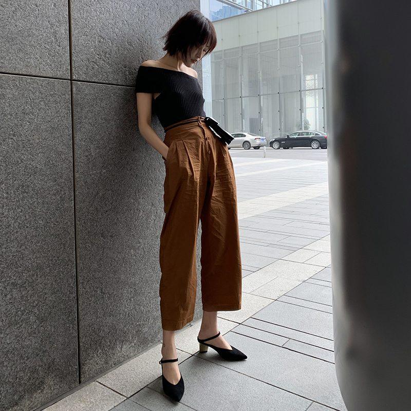 Chiko Kelsei Pointed Toe Block Heels Clogs/Mules