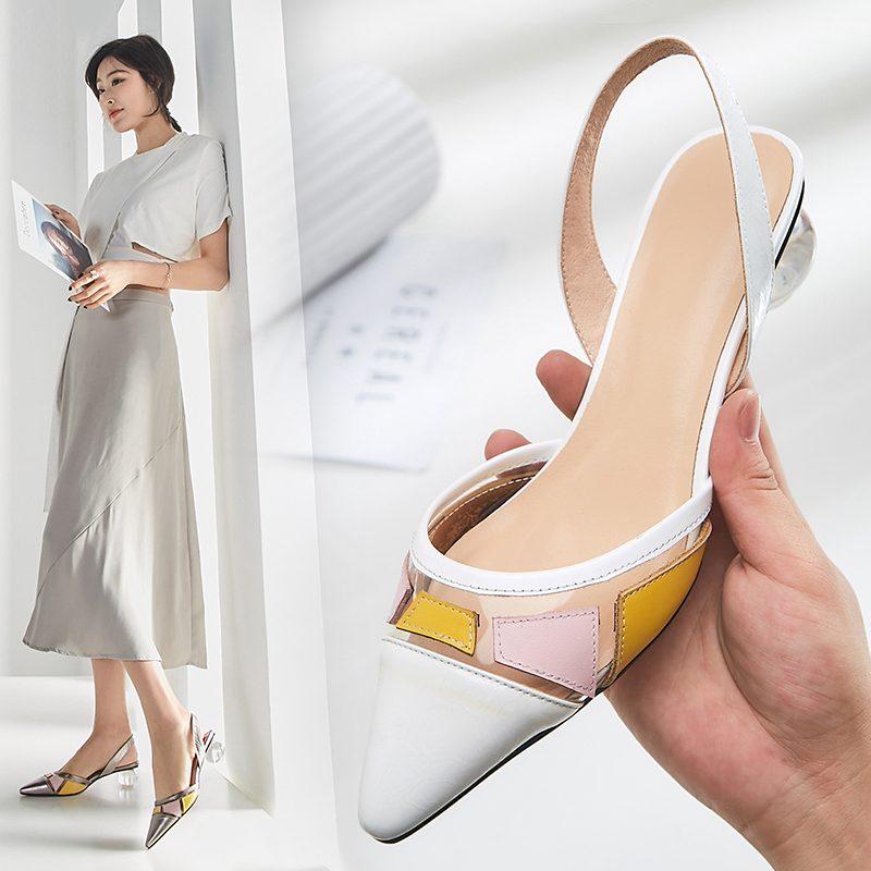 Chiko Kelsi Pointed Toe Block Heels Pumps