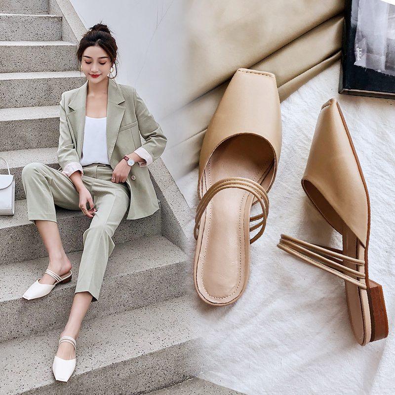Chiko Kimmy Square Toe Block Heels Clogs/Mules