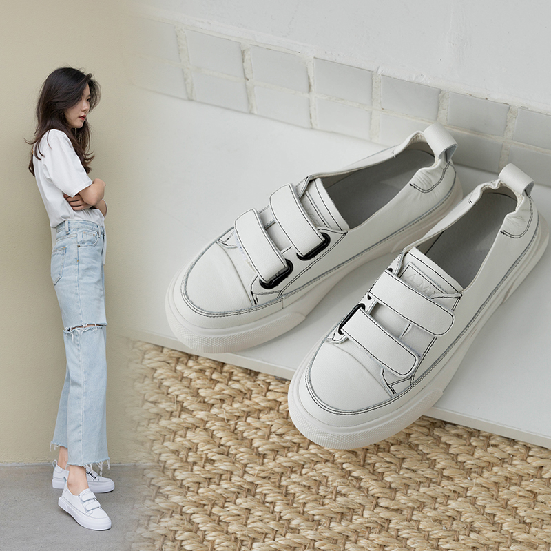 KORTNI ROUND TOE FLATFORMS SNEAKERS