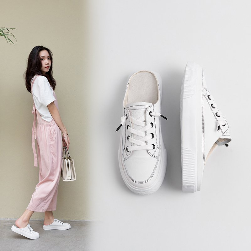 KORTNIE ROUND TOE FLATFORMS SNEAKERS