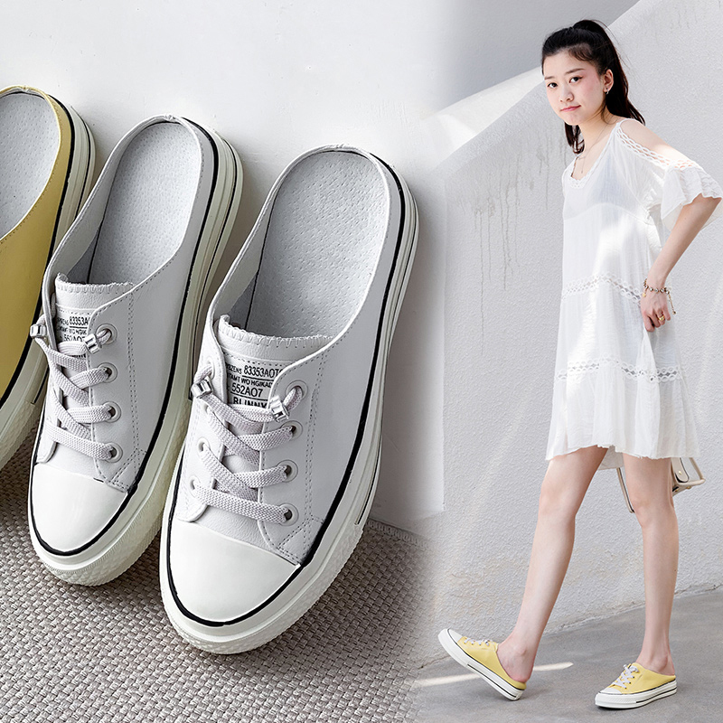 KYM ROUND TOE FLATFORMS SNEAKERS