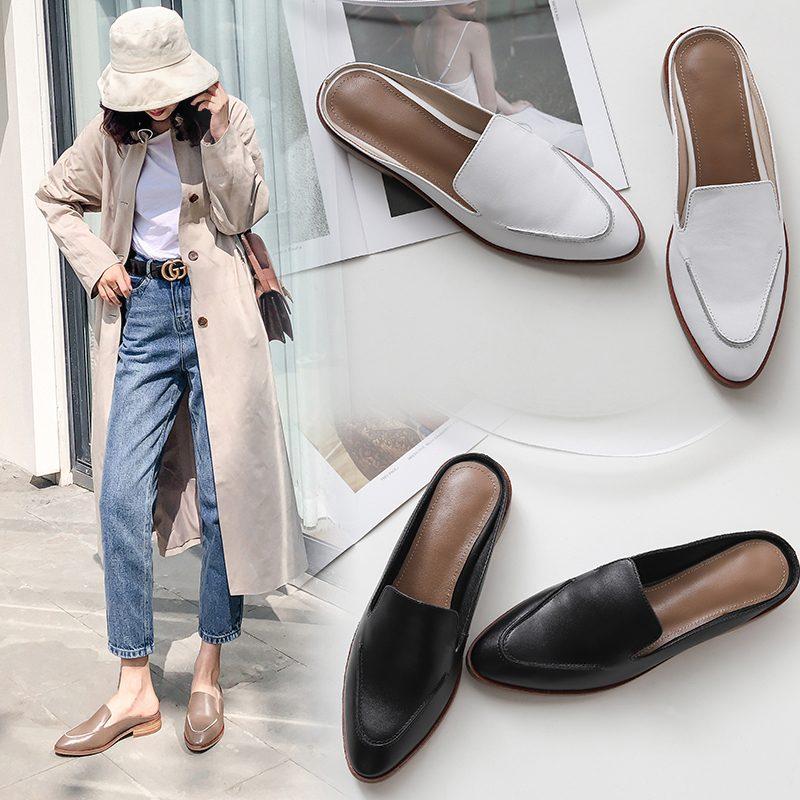 Chiko Leeanna Round Toe Block Heels Clogs/Mules