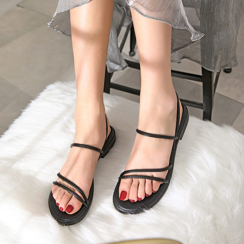 Chiko Levyna Open Toe Block Heels Sandals