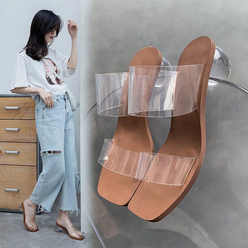 Chiko Lilybet Open Toe Block Heels Sandals