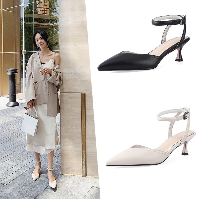 Chiko Lynlee Pointed Toe Kitten Heels Pumps