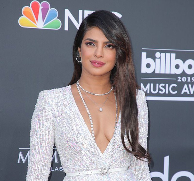 priyanka chopra rocked clear pvc shoe trend