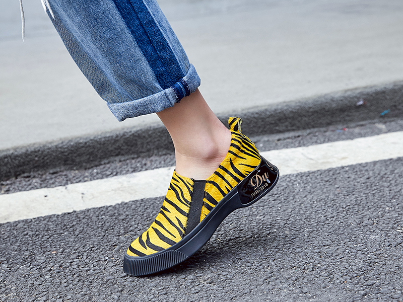 animal print shoe trends