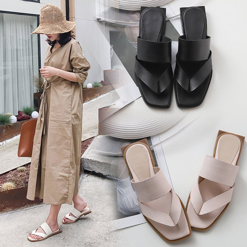 MADALINE OPEN TOE BLOCK HEELS SANDALS