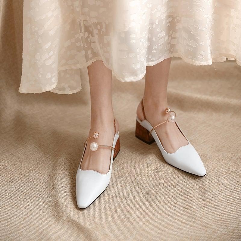 Chiko Caliope Square Toe Block Heels Pumps