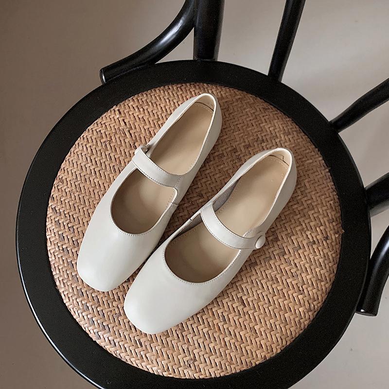 Chiko Tamarra Square Toe Block Heels Pumps