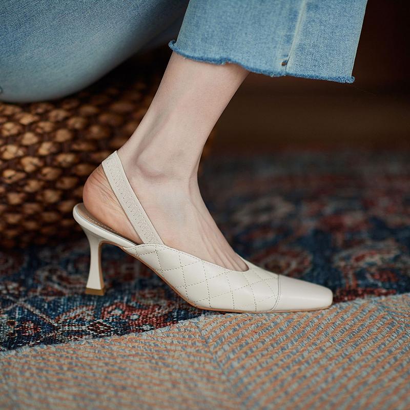 Chiko Rama Square Toe Stiletto Pumps