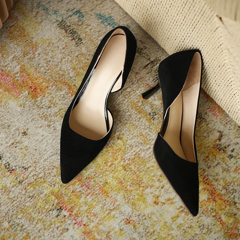 Chiko Ganesa Pointed Toe Stiletto Pumps