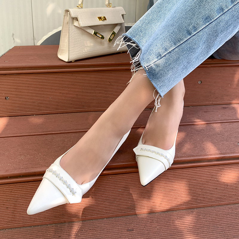 Chiko Kiran Pointed Toe Stiletto Pumps