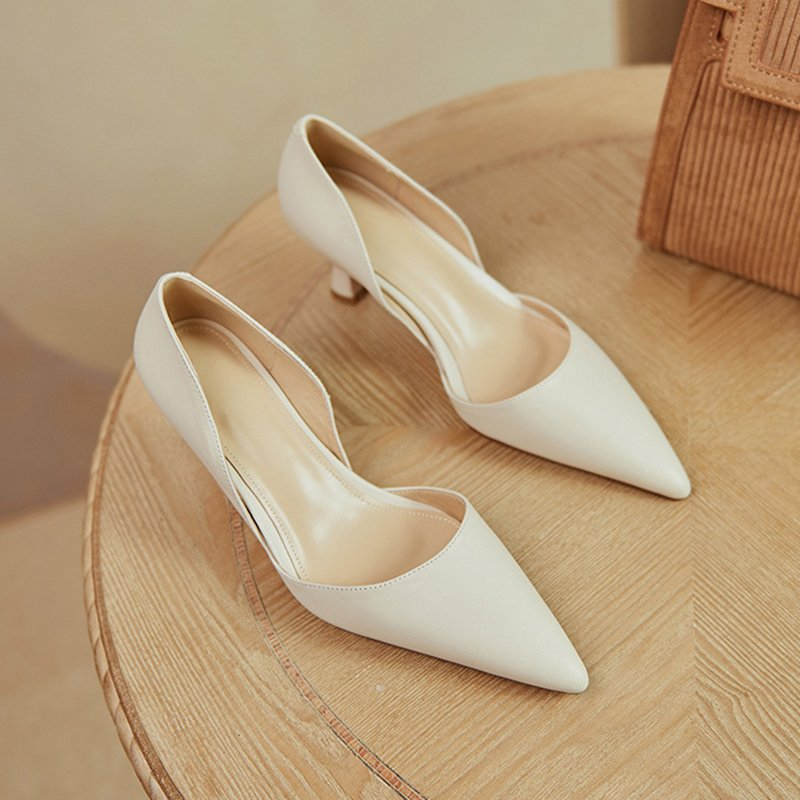 Chiko Sharan Pointed Toe Stiletto Pumps